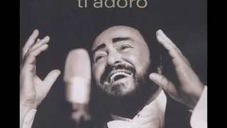 LUCIANO PAVAROTTI-CARUSO+LYRICS (ITALIAN, ENGLISH & ESPAÑOL)