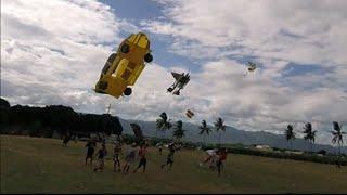 Kite Festival - (Tanjay City  2015 - 2016) - GoPro Session Hero4