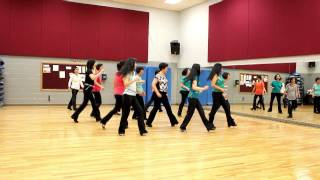 And Get It On - Line Dance (Dance & Teach in English & 中文)