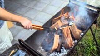 Koos Makes Fire