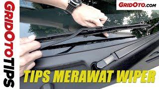 Tips Merawat Wiper   GridOto Tips
