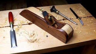 Veritas Wooden Handplane Hardware kit, Jack Plane build