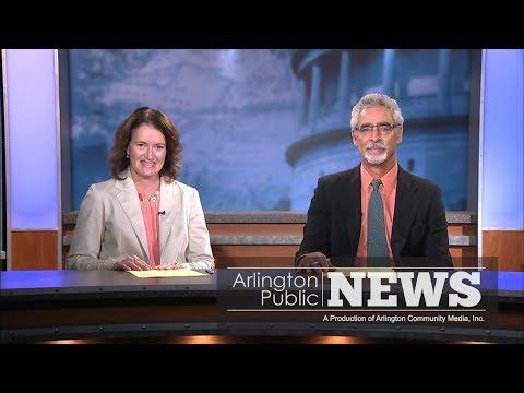 APN   Arlington News: School Construction Update and Bikeway Boon