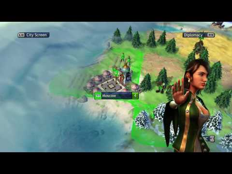 Let's Play Civilization Revolution: That We May Live in Peace, Victory in 550AD on Deity