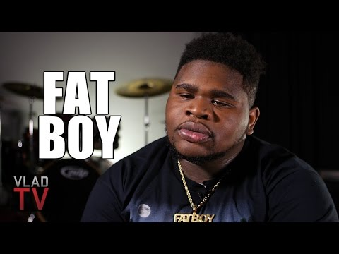 Fat Boy on Getting Roasted for Being Fat: Test Me and I'll Hurt Your Feelings