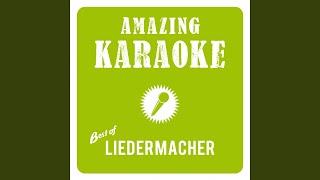 Genug ist nicht genug (Live Karaoke Version) (Originally Performed By Konstantin Wecker)