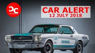 Siemens turns a 1965 Ford Mustang into a driverless race car