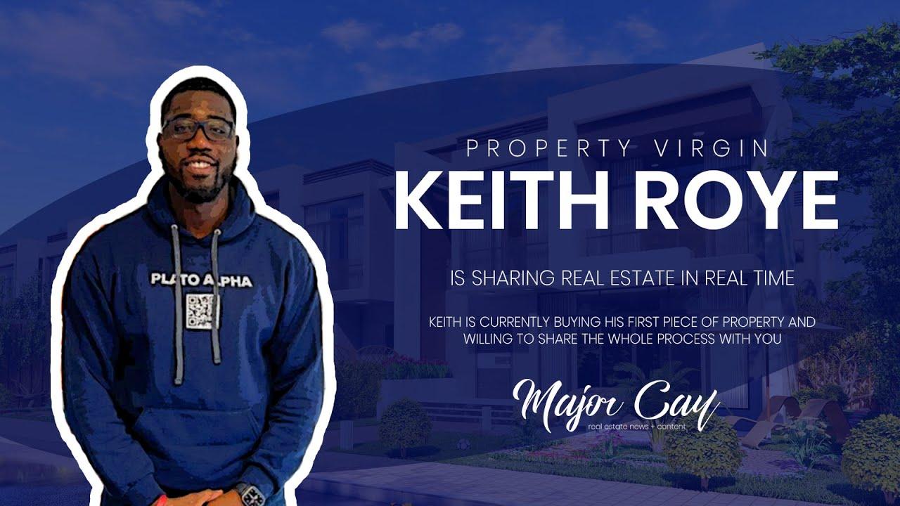 The Property Virgins - Keith Roye: Choosing My Lot