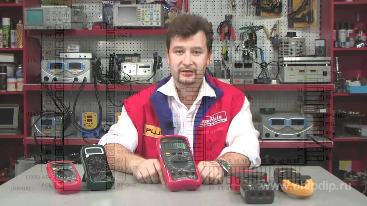Icl7106 Icl7107 Youtube Digital Multimeter Circuit Using