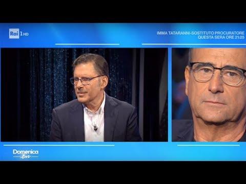 Carlo Conti ricorda Fabrizio Frizzi - Domenica in 20/10/2019