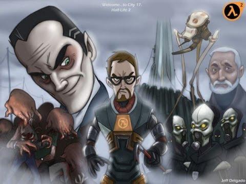 half life Black Mesa # 2 монтировка АЛИЛУЯ!!!