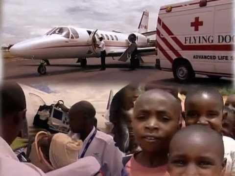 AMREF Flying Doctors New Movie!