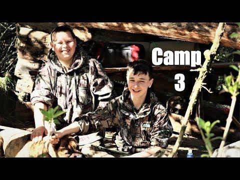 Boys Bush Boot Camp  Build & Hunt