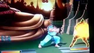 Godzilla plays street fighter 2 hd part 6 of 7