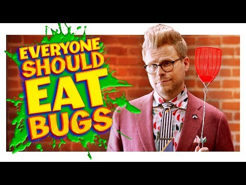 Everyone Should Eat Bugs And You Already Do