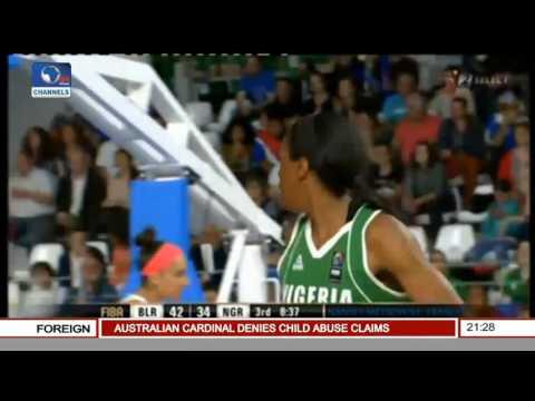 Sports Tonight: Focus On Basketball Development In Nigeria Through Programmes Pt 2