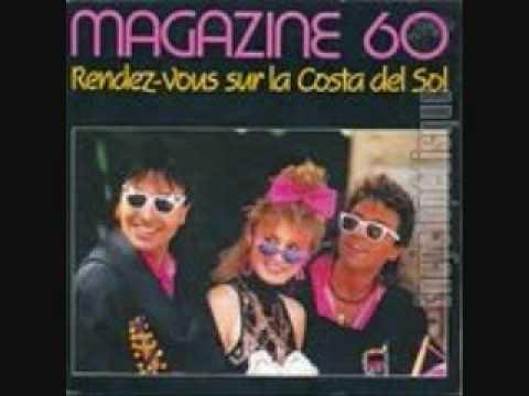 Magazine 60 (costa del sol) and Albert one (turbo diesel).