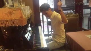 Tình Thôi Xót Xa - Vũ Cát Tường | Ngẫu hứng cùng đàn Piano