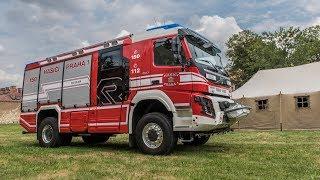 POŽÁRY.cz: Hasiči z Prahy 1 mají své Volvo vybaveno pro zásahy při povodních
