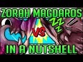 The Zorah Magdaros Experience in a Nutshell! (Arch Tempered VS Normal) #zorahmagdaros #mhw