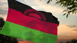 National Anthem of Malawi ✪ Hymne national du Malawi (Nationalhymne Malawi)