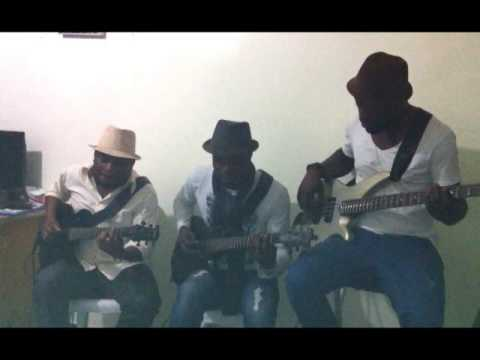 Waiting in vain - Bob Marley by Schcoolio , Junias and Armel