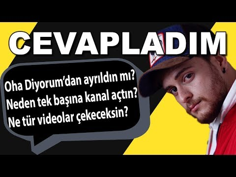 why i open my channel? -  Who is Alper Rende?