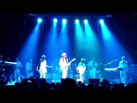 Nile Rodgers & Chic Live @ The O2 Glasgow