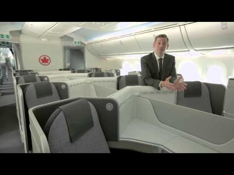 Air Canada's 787 - Introduction