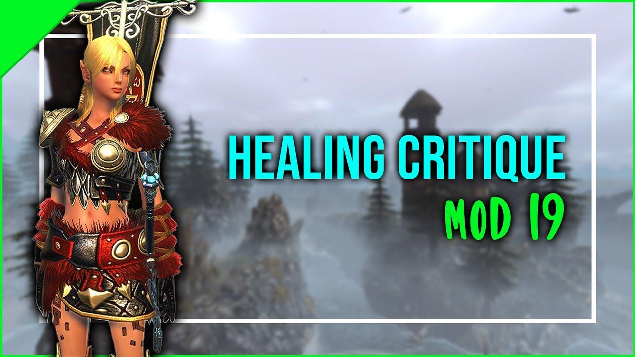 Neverwinter Mod 19 Healing Critique