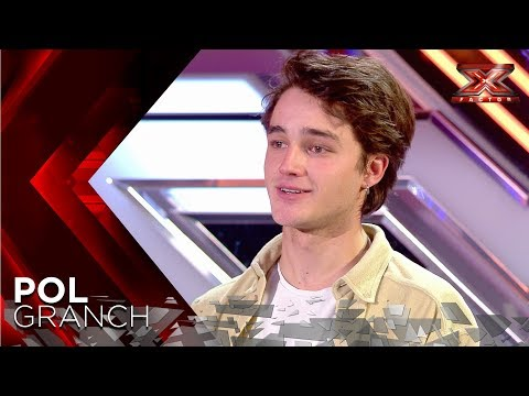 Some mistakes do not spoil Pol's magnetism singing in French | Auditions 2 | The X Factor 2018