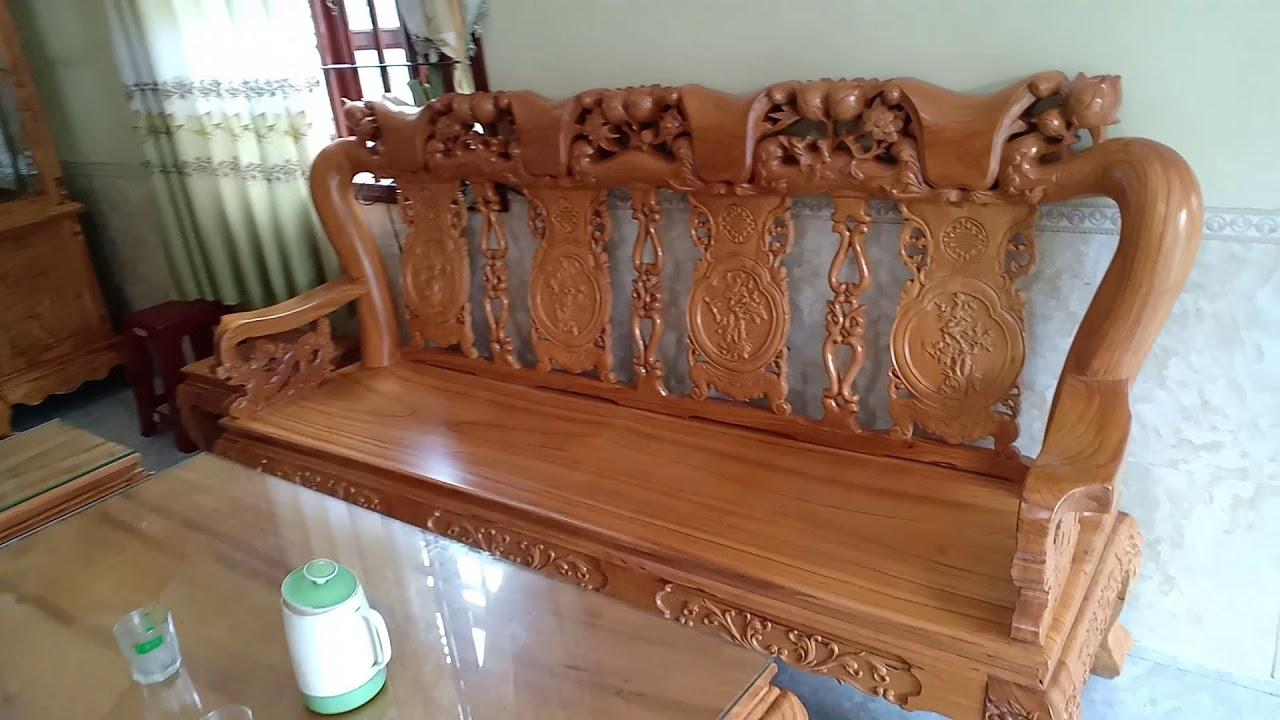 Salon gỗ gõ đỏ tay 12 7 món giao tới nhà cho khách | Tổng hợp các nội dung liên quan salon go cao cap chính xác