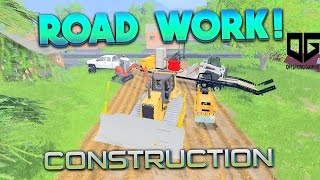 Farming Simulator 2015 - Road Construction PT1