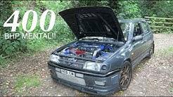 MONSTER 400 BHP NISSAN PULSAR GTI-R!! - Baby Godzilla