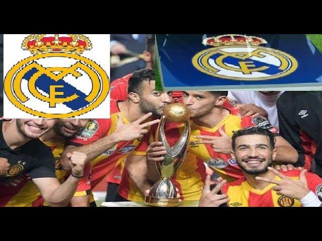 ريال مدريد يتفاعل مع الترجي وأنيس البدري...التفاصيل