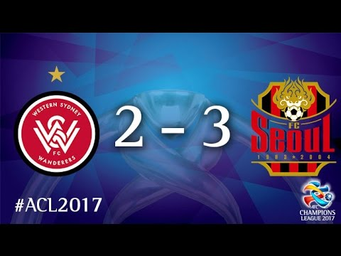 Western Sydney Wanderers vs FC Seoul (AFC Champions League 2017 : Group Stage - MD4)