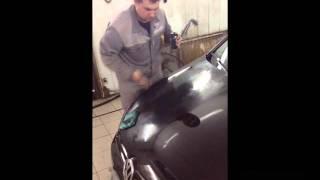 Ручная полировка авто(ручная полировка автомобиля за один час., 2016-04-24T22:50:33.000Z)