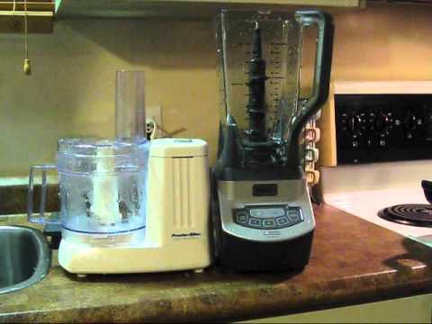 quick kitchenaid food processor recipes