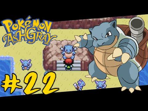 Pokemon: Ash Gray - Tam Çözüm#22 : Yeni Rozet ve Uykucu Blastoise