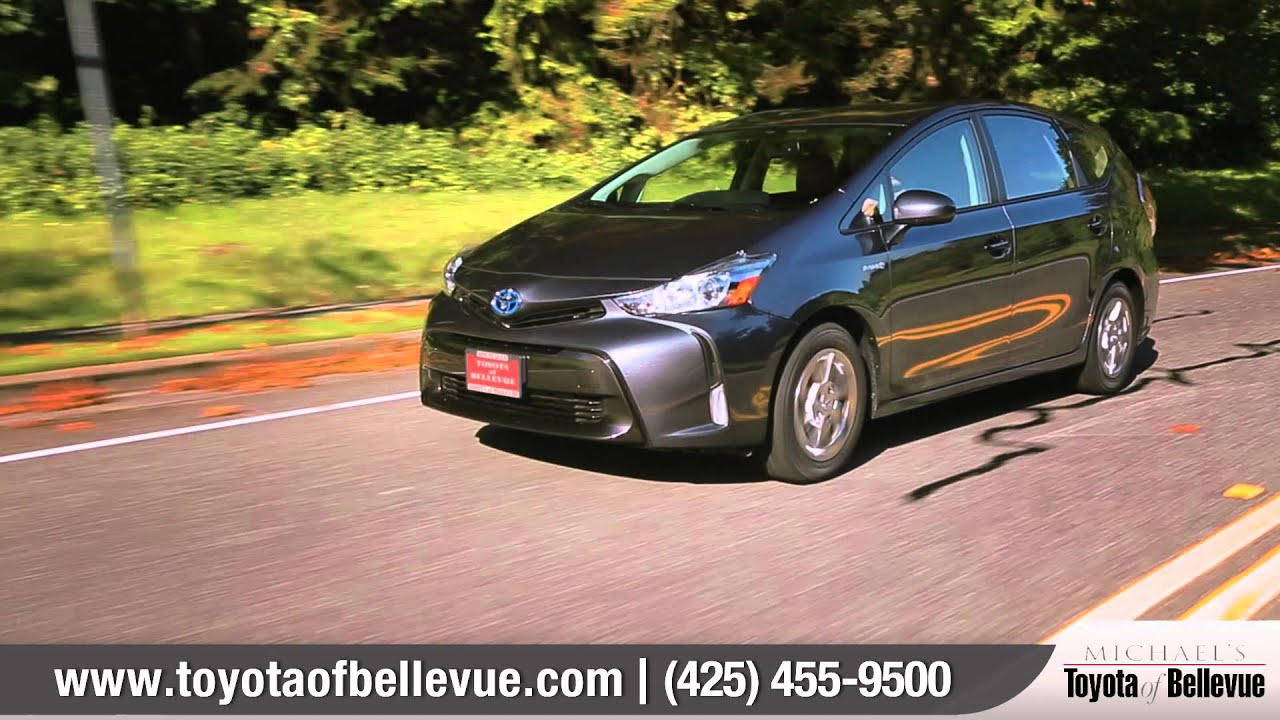 2016 Toyota Prius V Review | Michaelu0027s Toyota   Toyota Dealer In Bellevue,  WA