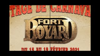 Stage Fort Boyard - MJ Libratoi 2021