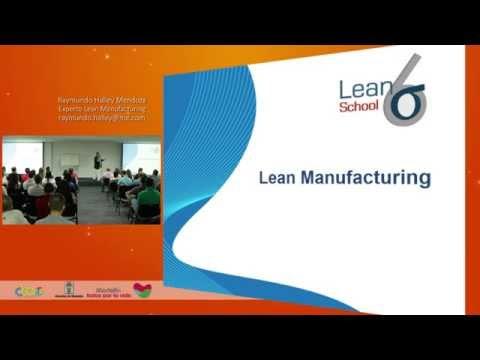 Ciclo Conferencias de Fortelcimiento enplanta: Lean Manufacturing