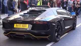 Supercars in London: Sloane Street SHUTDOWN! Part 1