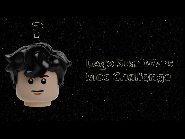 Lego Star Wars Moc Challenge #2/ Auslosung
