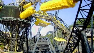 Video The Smiler front seat on-ride HD POV Alton Towers download MP3, 3GP, MP4, WEBM, AVI, FLV November 2017
