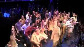 Memphis on Broadway Closing Speech Highlights