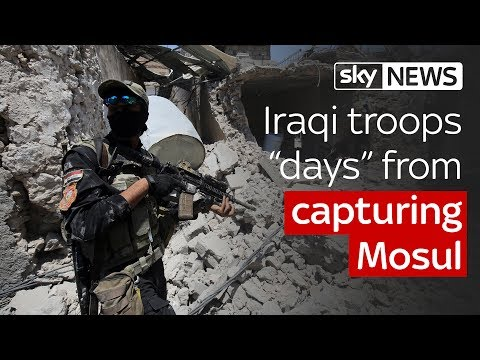 Download Youtube: Battle For Mosul: The end could be near for IS