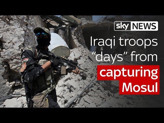 Battle For Mosul: The end could be near for IS
