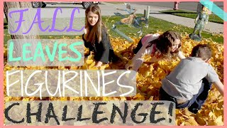 Fall Leaves Figurines Challenge!