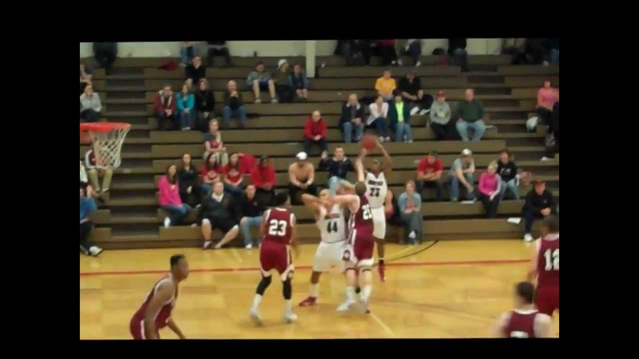 Maryville University men's basketball highlights versus No ...